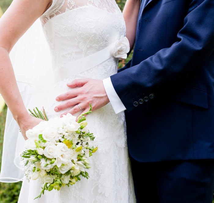 Al & Claire - Holme Pierrepont Hall, Nottingham Wedding Photographer