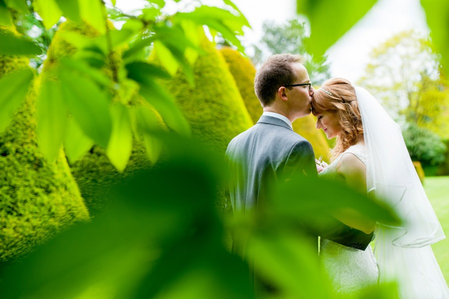 Holme Pierrepont Hall wedding photographer - Ruth and Ben