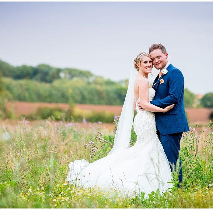 Dan and Meggie's wedding at Hotel Van Dyk, Derbyshire